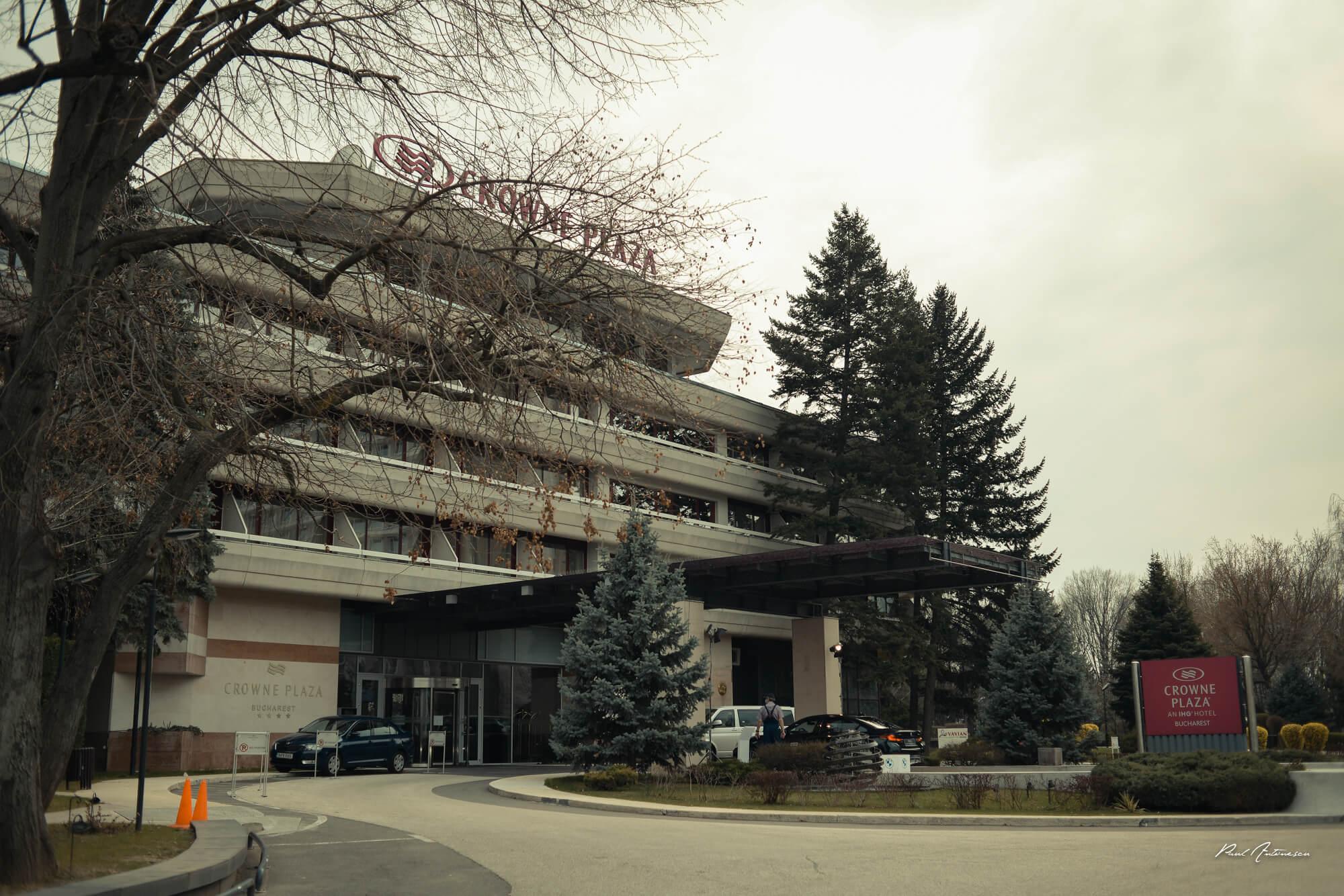 Crowne Plaza Bucuresti Aprilie 2021